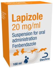 Lapizole® 20 mg/ml suspension for oral administration